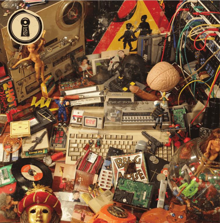 The Escape Key LP